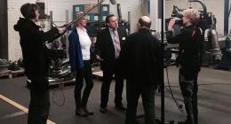 WDR bei Firma Frost Maschinenbau